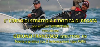 STRATEGIA E TATTICA DI REGATA