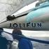 Jolifun riprende il mare